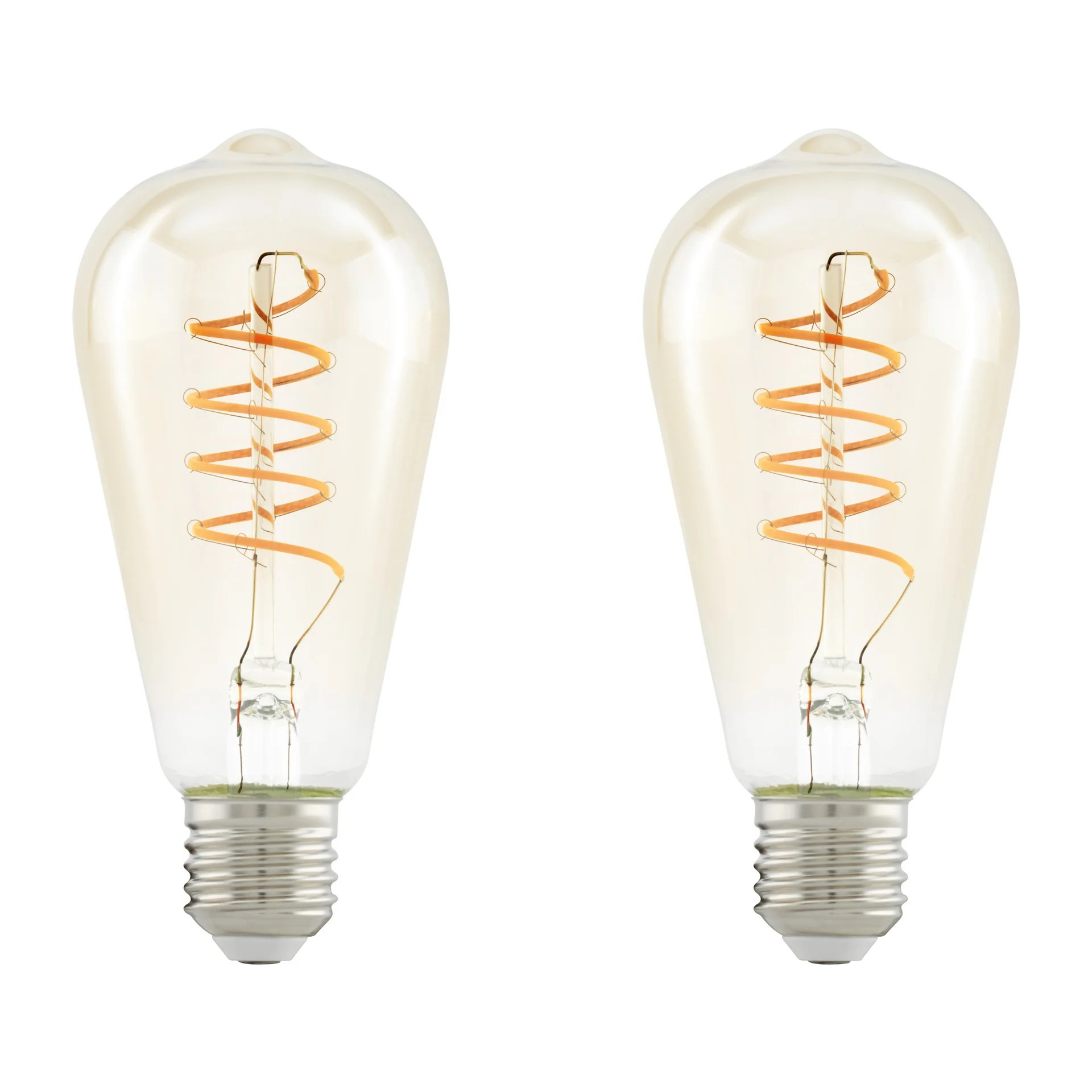 Ampoule Decorative Led Or Globe 95 Mm E27 600 Lm 5 5 W Blanc Chaud Lexman Leroy Merlin