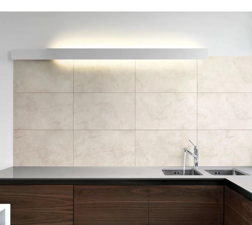 Dalle Murale Adhesive Pvc Blanc Montpellier Quickfix L 70 X L 40 Cm Ep 5 1 Mm Leroy Merlin