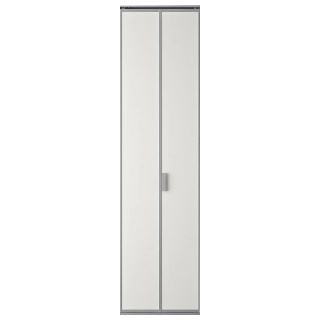 Porte De Placard Pliante Mistral Blanc Mat L65xh205cm Leroy Merlin