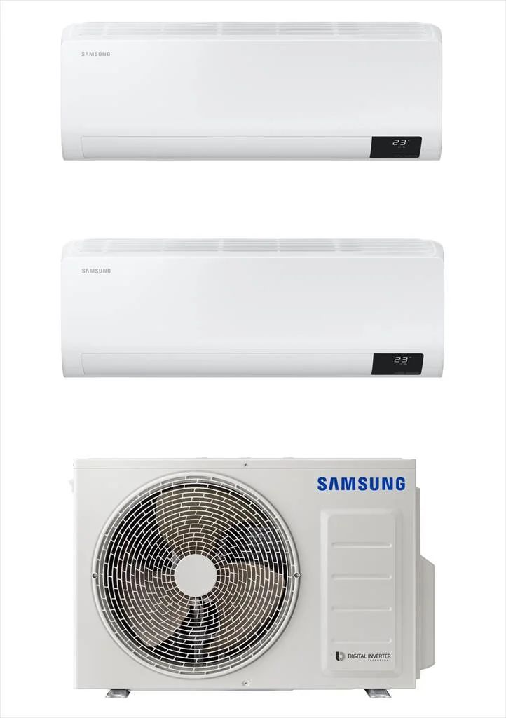 Pack Bisplit Samsung Luzon 2500w 3500w Leroy Merlin