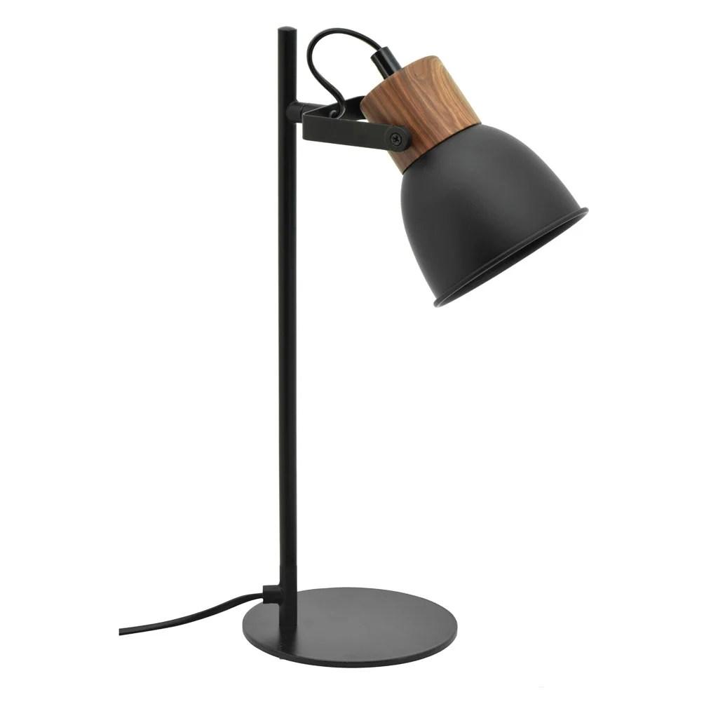 Lampe Industriel Metal Seynave Clyde Ht 40 Cm E14 40 W Leroy Merlin