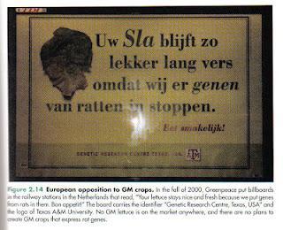 Greenpeace y la mentira como estrategia de marketing (I)