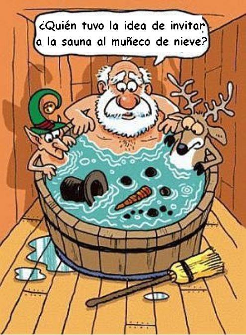 Humor Postales Divertidas De Navidad Paperblog