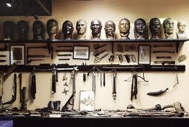 Museos raros, raritos y curiosos.