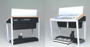 Papercraft Piano Yamaha Stagea