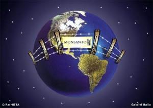 Monsanto: Empresa líder en transgénico transgrediendo nuestro Planeta.