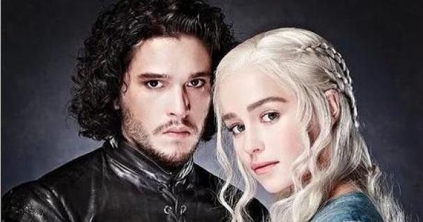 Resultado de imagem para Daenerys e Jon 7ª temporada