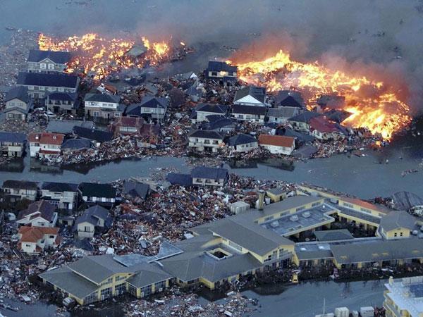 5 Mitos sobre el Terremoto en Japón