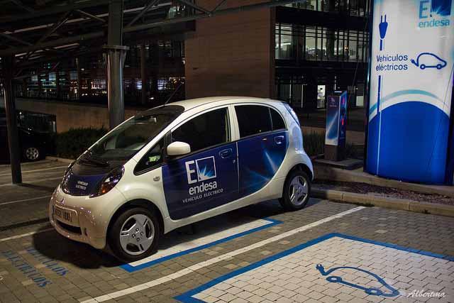 Endesa y el vehículo eléctrico.