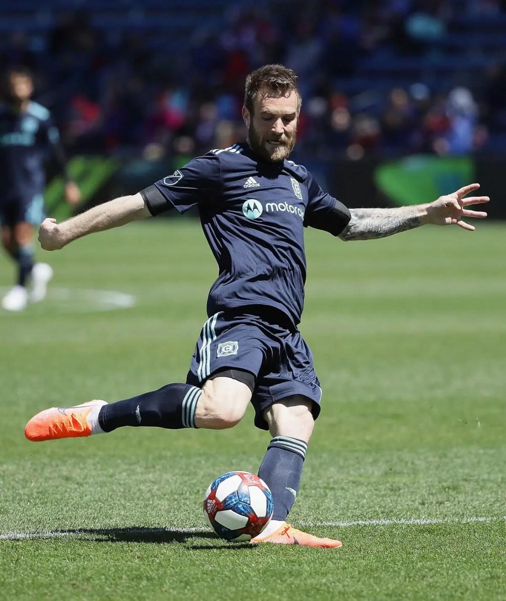 Racisme: un joueur de la MLS dans l'eau chaude