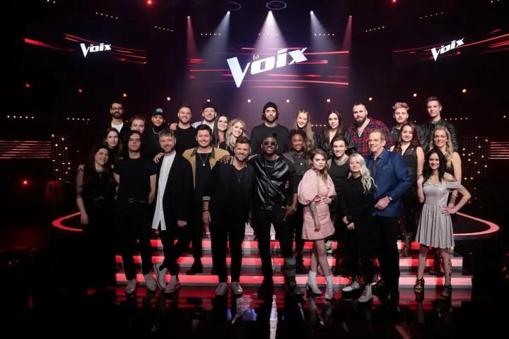 «La Voix»: les grands honneurs aux Chants de bataille!