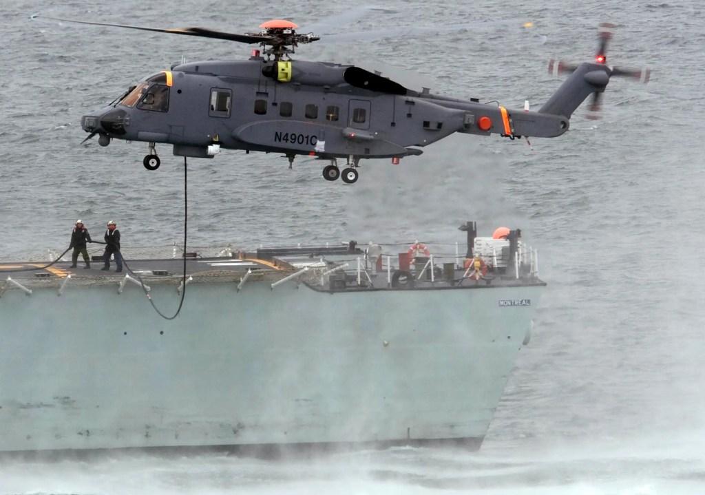 L'hélicoptère des Forces canadiennes n'a eu aucune chance d'éviter la tragédie