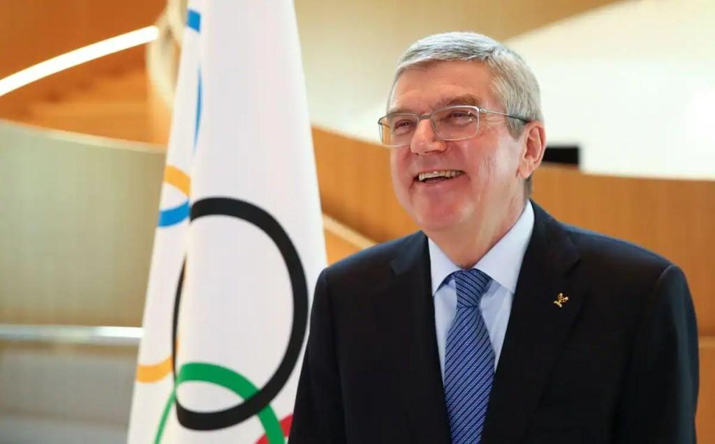 JO-2020: le patron du CIO se refuse à l'éventualité de Jeux à huis clos