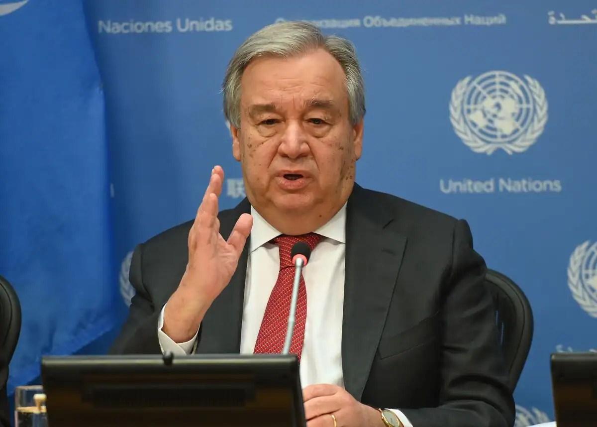 Les conflits mondiaux aggravés par la crise économique due au Covid-19, avertit l'ONU