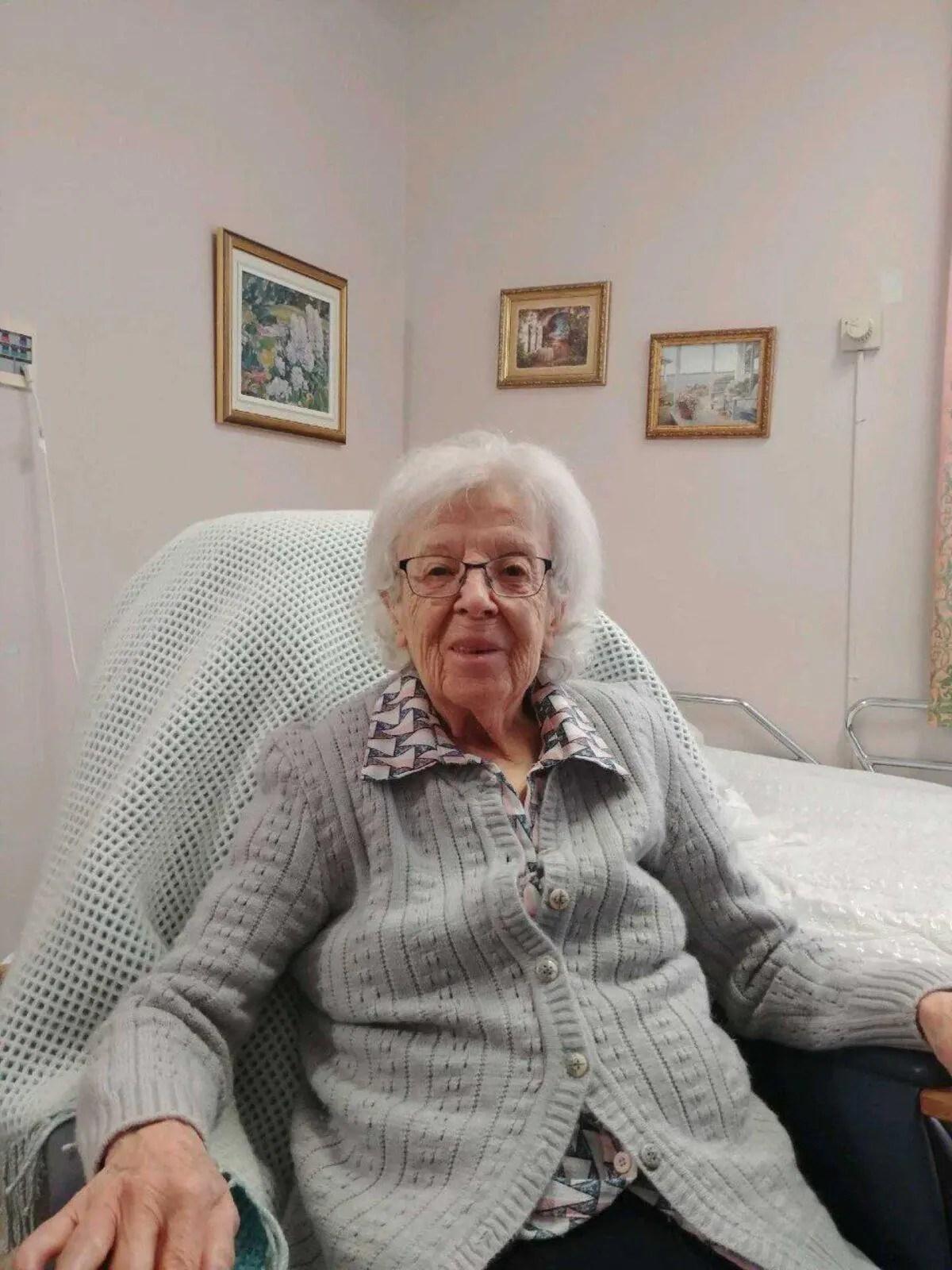 Gisèle Lévesque, symbole de la vaccination, est décédée