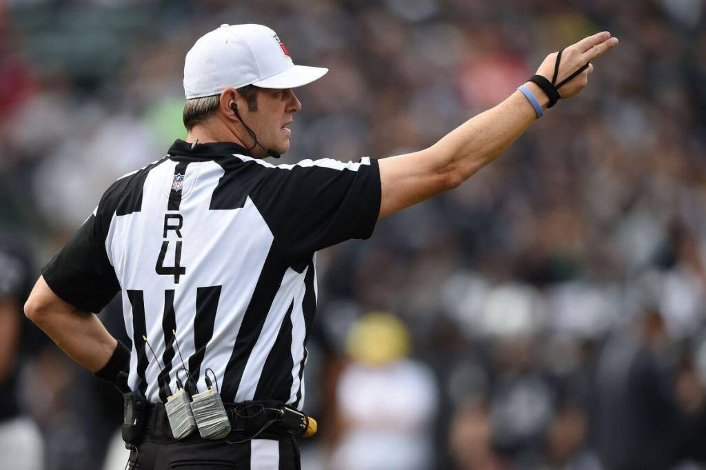 NFL: les arbitres pourront se retirer de la saison 2020