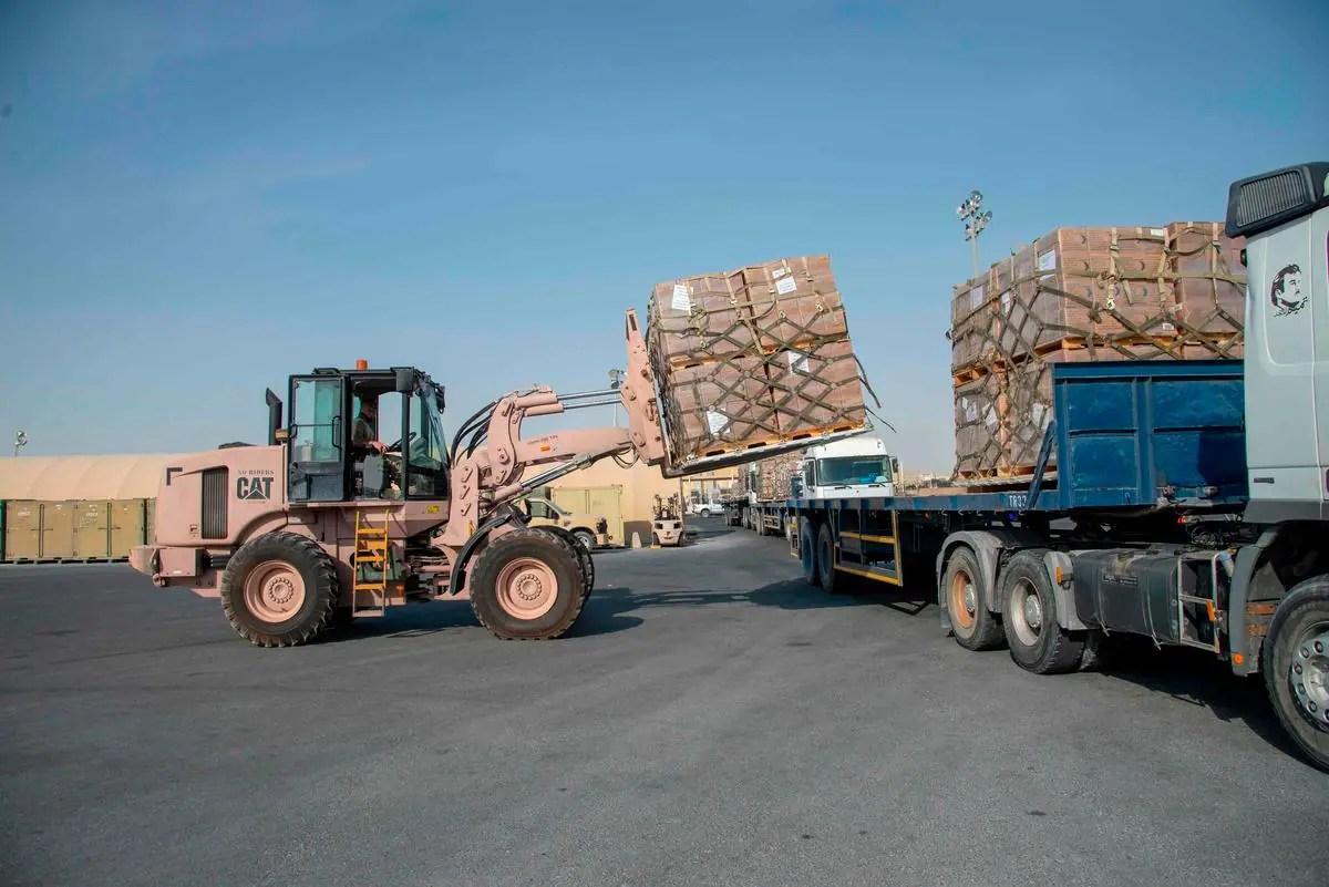 Washington annonce envoyer immédiatement au Liban 15 millions de dollars de nourriture et médicaments