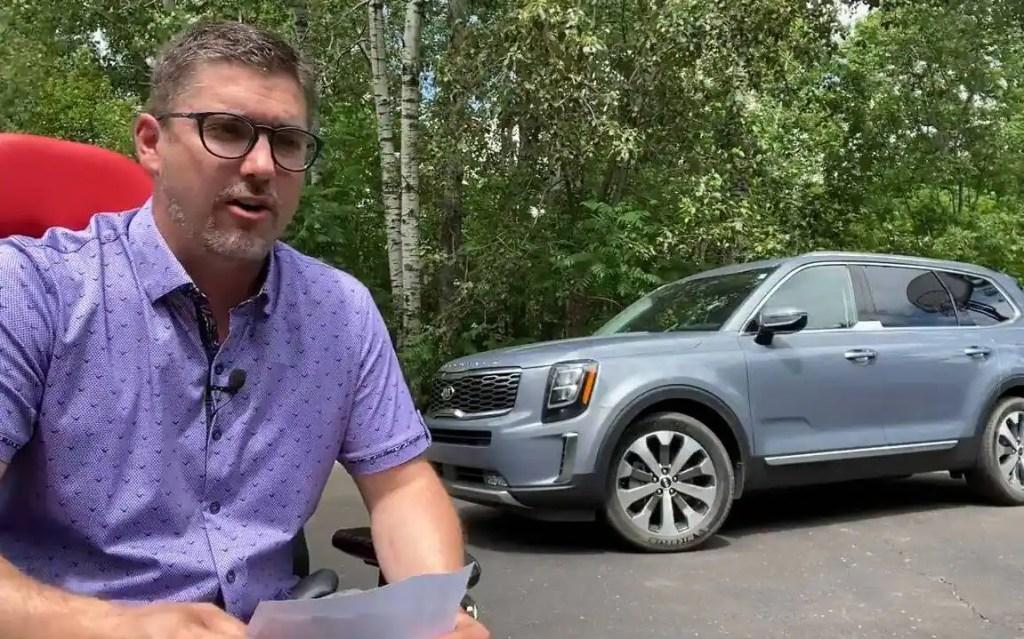 Combien coûte... le Kia Telluride 2020?