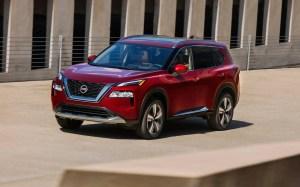 Nissan Rogue 2021: tout ce qu'il faut savoir
