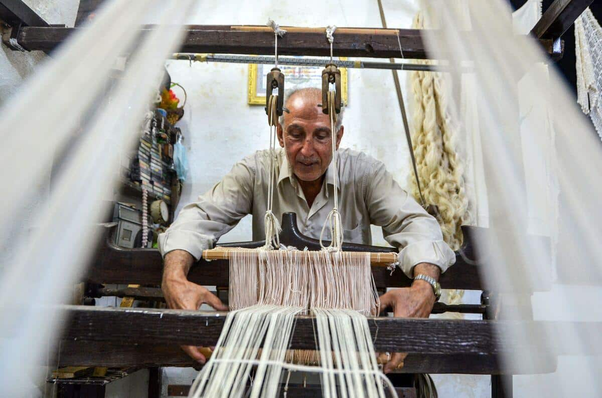 En Syrie, un musée de la soie en souvenir d'une industrie en déclin