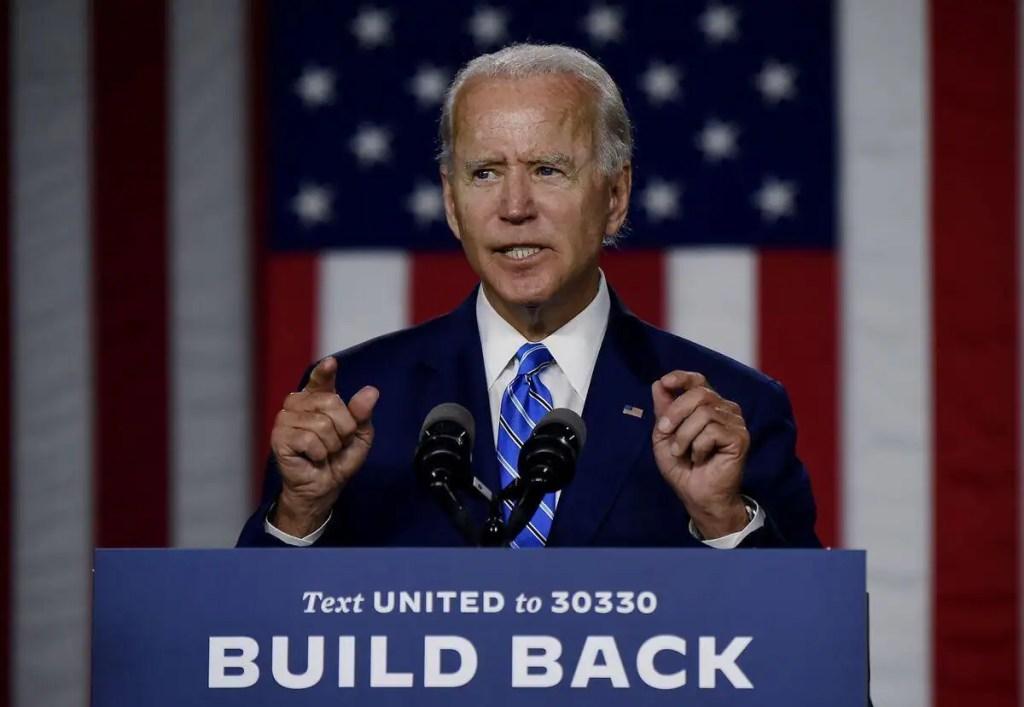 Surfant sur des sondages favorables, Biden lorgne le Texas