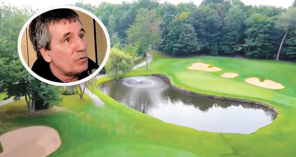 Il ramassait les balles de golf depuis 30 ans