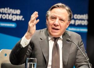François Legault: de la défense du Québec à son affirmation