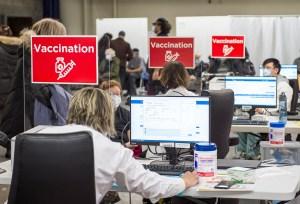 [INFOGRAPHIE] Vaccination: mieux que le reste du Canada