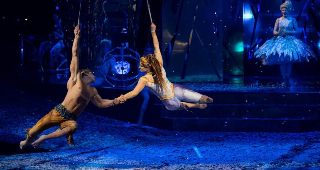 Québecor toujours dans la course pour faire revivre le Cirque du Soleil