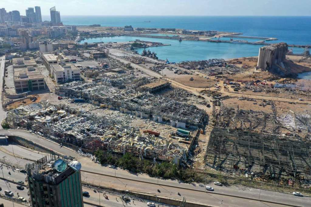 Beyrouth où j'aurais bien pu me retrouver