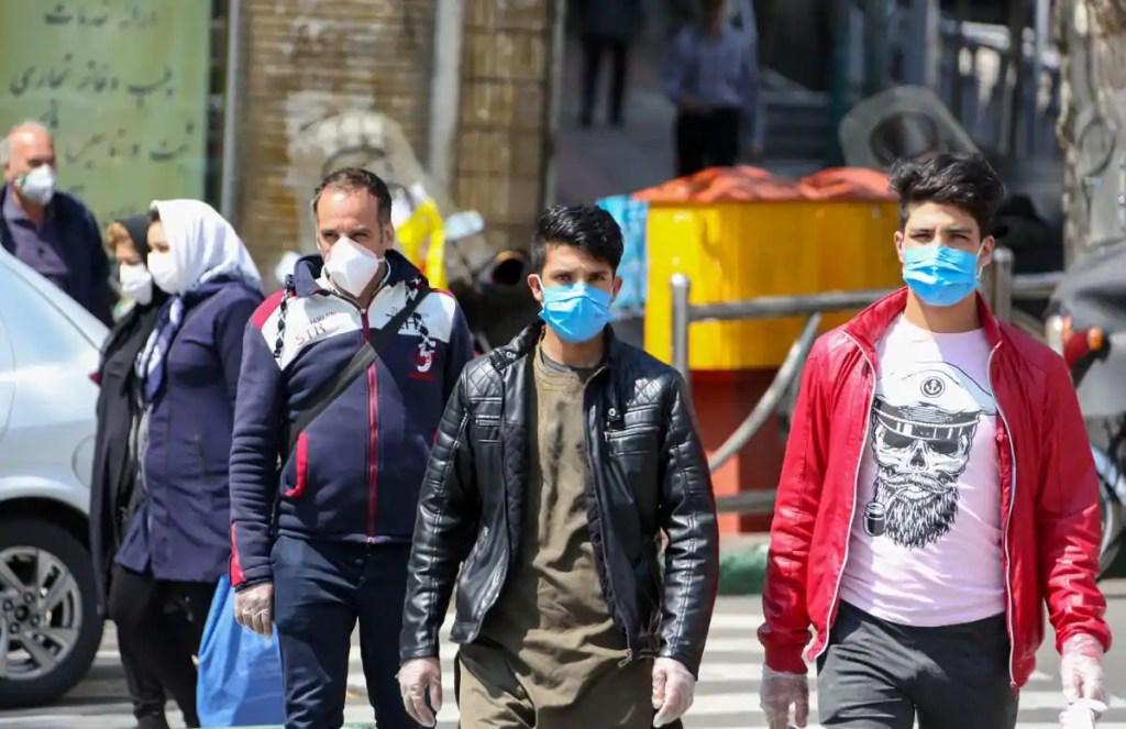 Coronavirus: baisse «progressive et lente» de la propagation en Iran