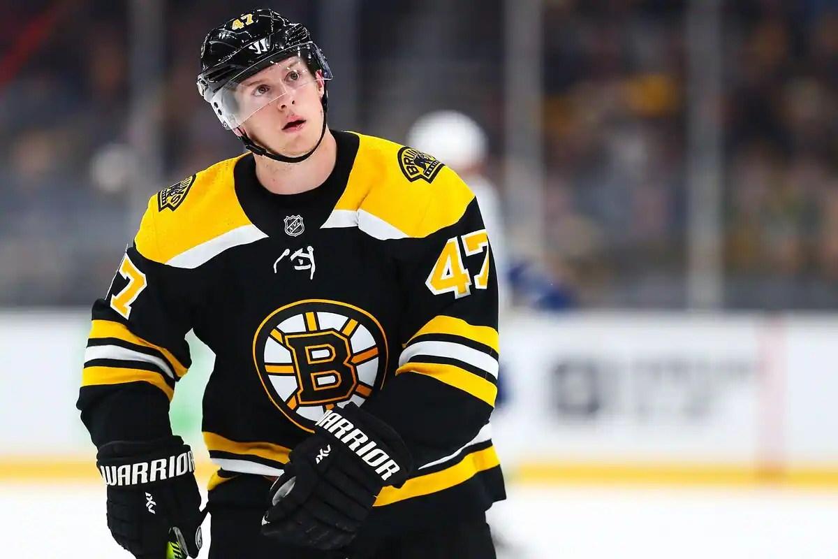Les Bruins aimeraient garder Krug, mais...