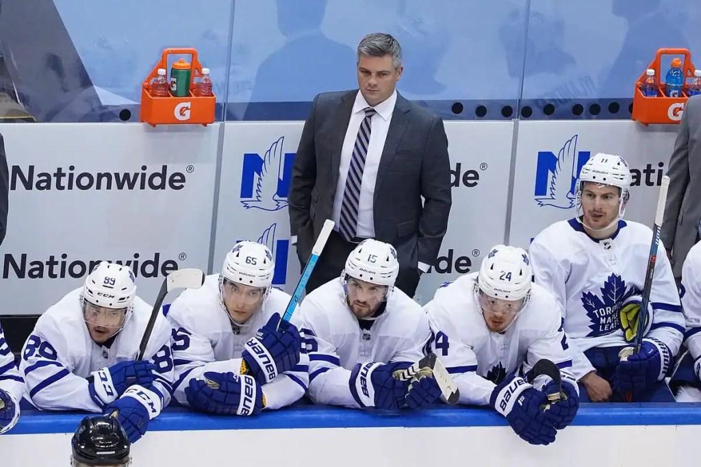 Les Maple Leafs n'ont pas trouvé de solutions
