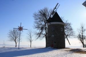 Après deux ans, le moulin de Pointe-Claire finalement réparé?