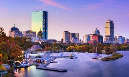 Boston bientôt partiellement noyée?