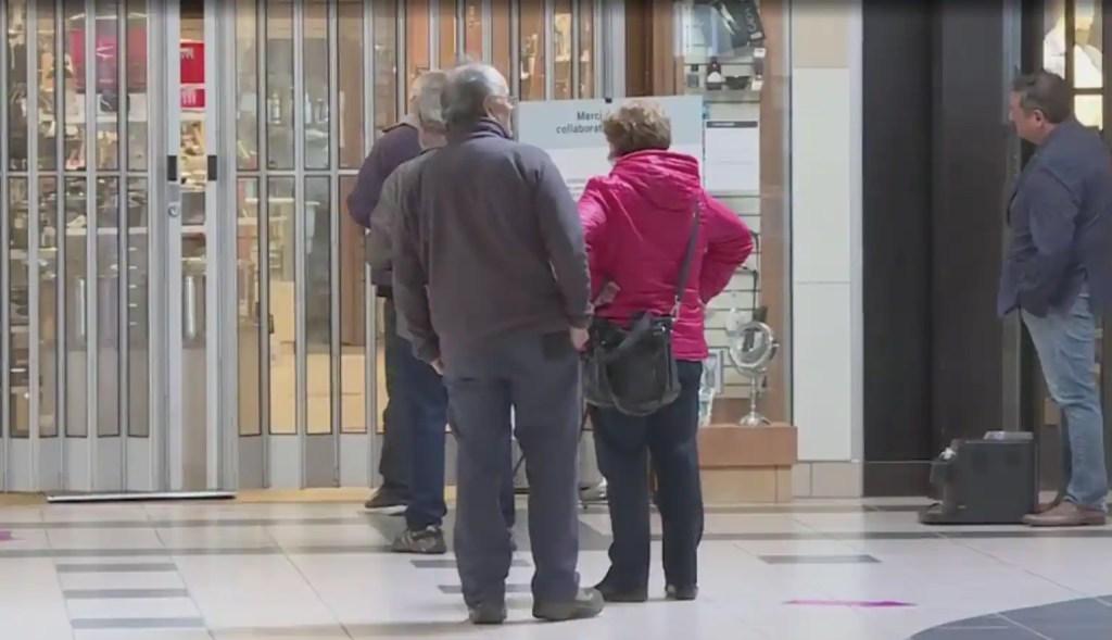 Réouverture des centres commerciaux : pas d'achalandage monstre à Rimouski