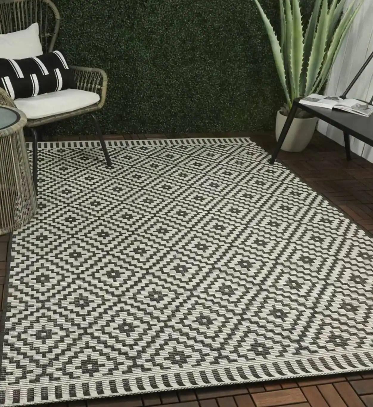 14 tapis d exterieur pour decorer votre