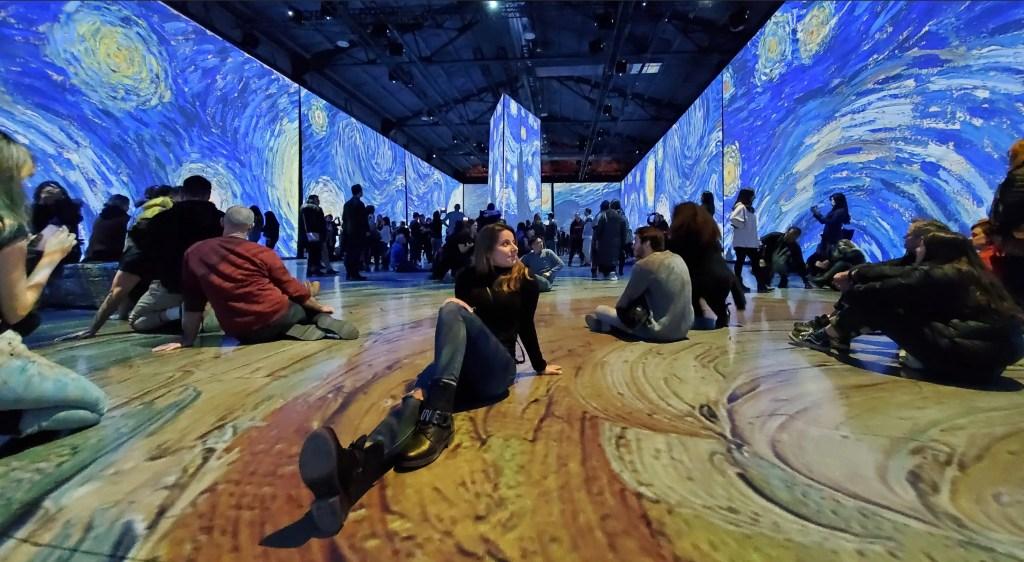 [EN IMAGES] Imagine Van Gogh arrive à Québec le 18 juillet