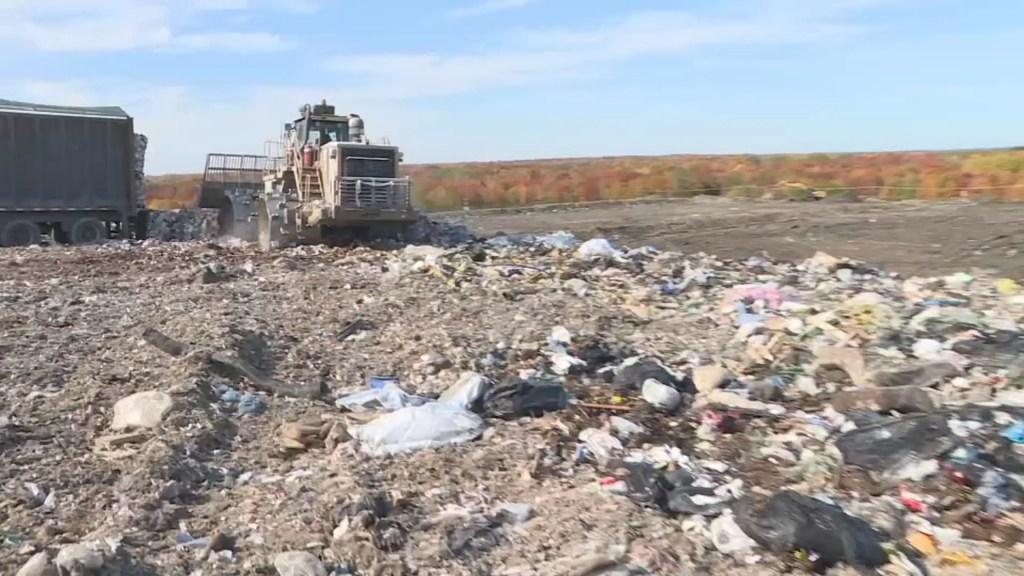 Enfouissement: Drummondville «consternée» par une décision du ministre de l'Environnement