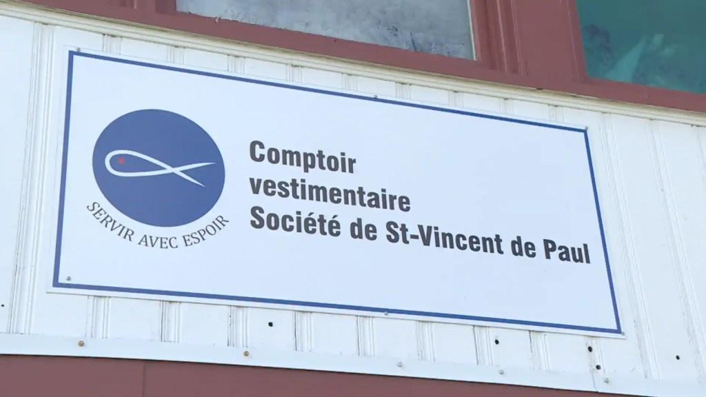 Réouverture prochaine de la Société de Saint-Vincent de Paul de Jonquière