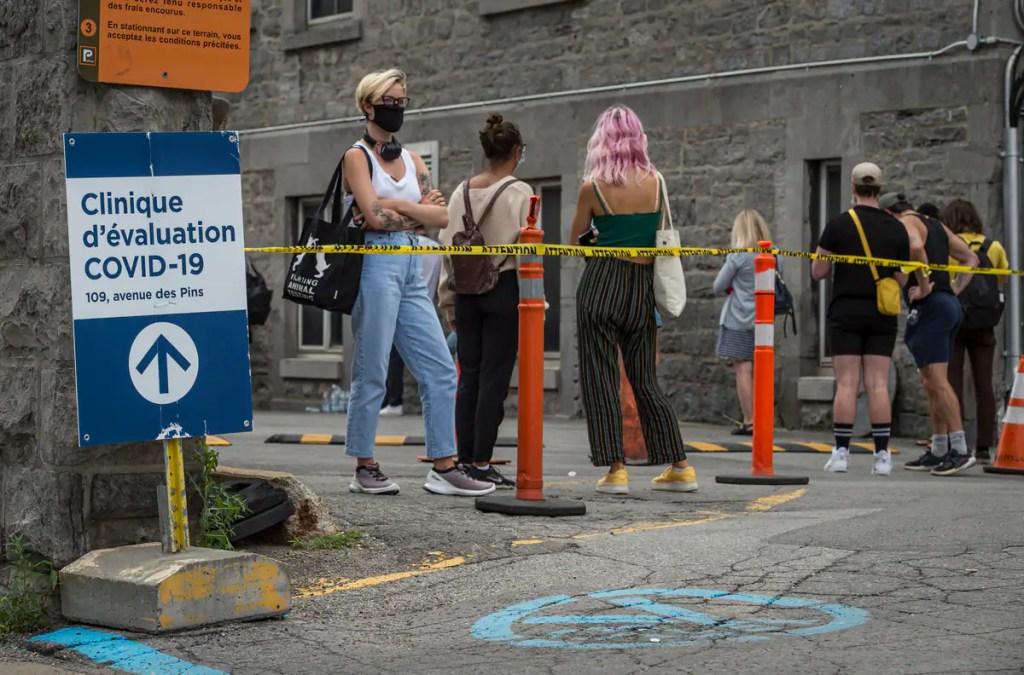 COVID-19: les cas augmentent dans les bars montréalais