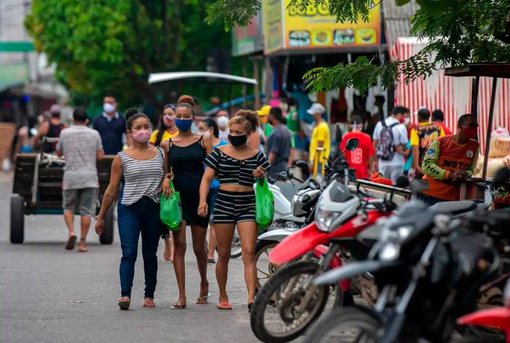 Au Brésil, confinement et déconfinement à la carte selon les régions
