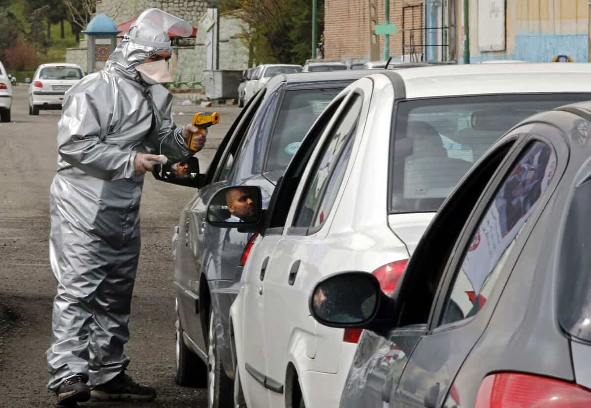 Coronavirus en Iran: 134 nouveaux décès, bilan officiel de près de 3300 morts
