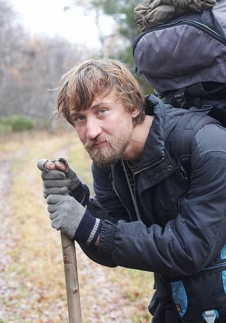 Путешественник Дмитрий Арбузов
