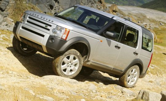 Land Rover Discovery Parts Telford
