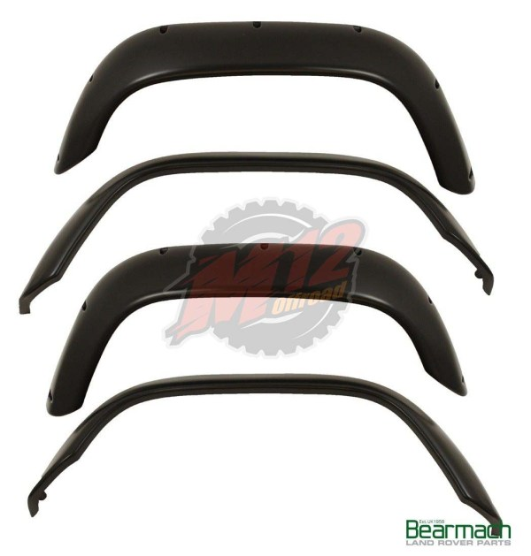 Wheel Arch Extensions +50mm (Set of 4)