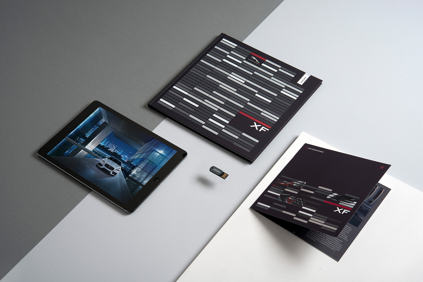 2015 Jaguar XF Press Materials by FP Creative