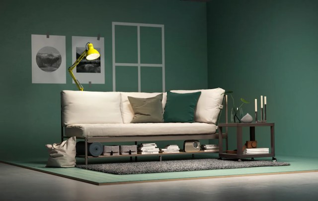 Living room furniture for small spaces and flexible homes ...