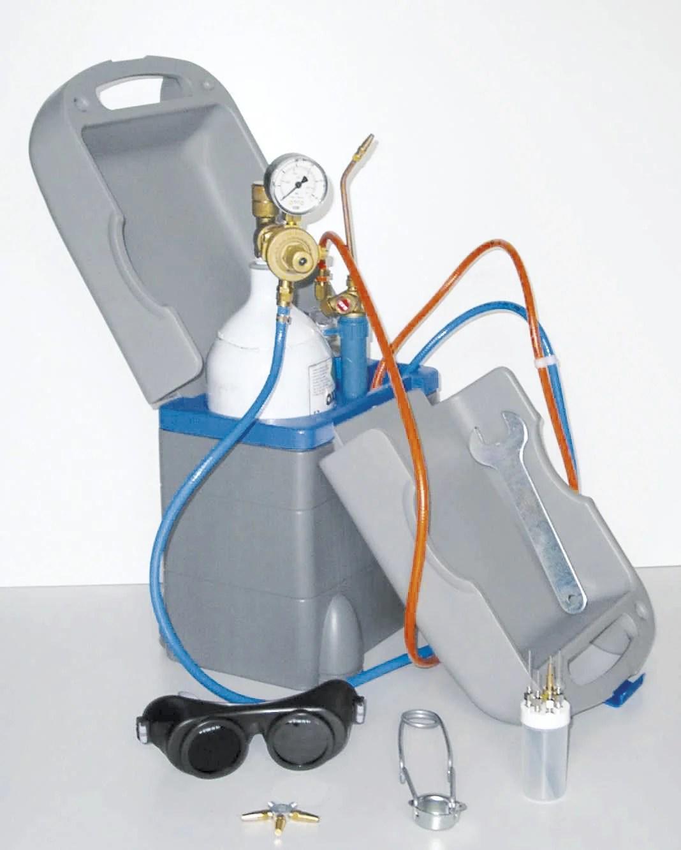 Poste A Souder Bigaz Campingaz Oxypower R 500 Leroy Merlin