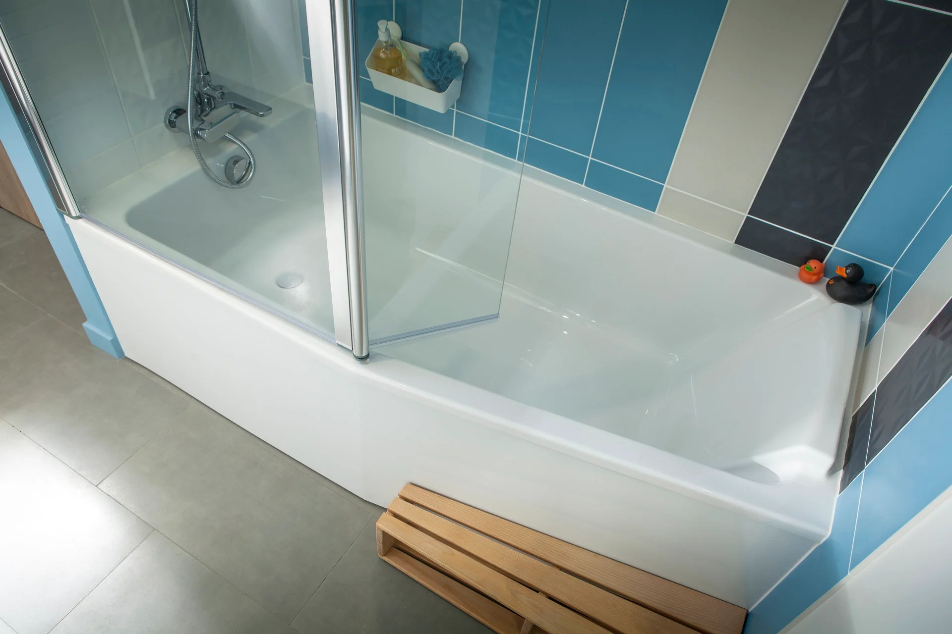 baignoire l 160x l 85 cm jacob delafon sofa bain et douche vidage a gauche